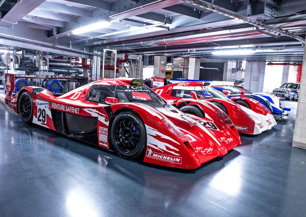 Historie Toyoty v Le Mans ve fotkách