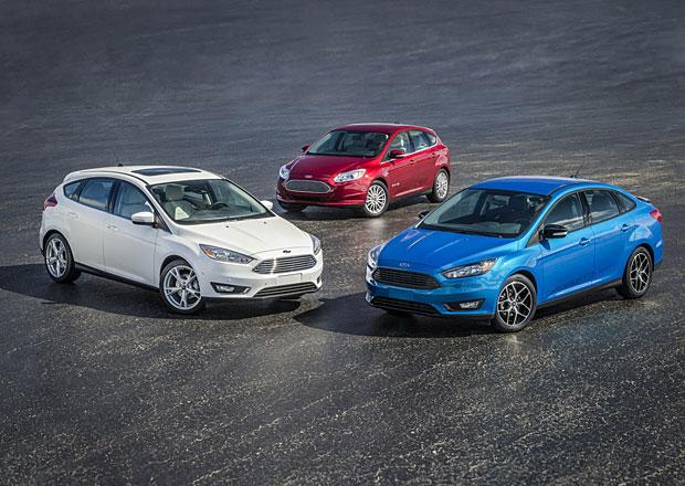 Ford Focus byl v roce 2013 nejprod�van�j�� auto sv�ta