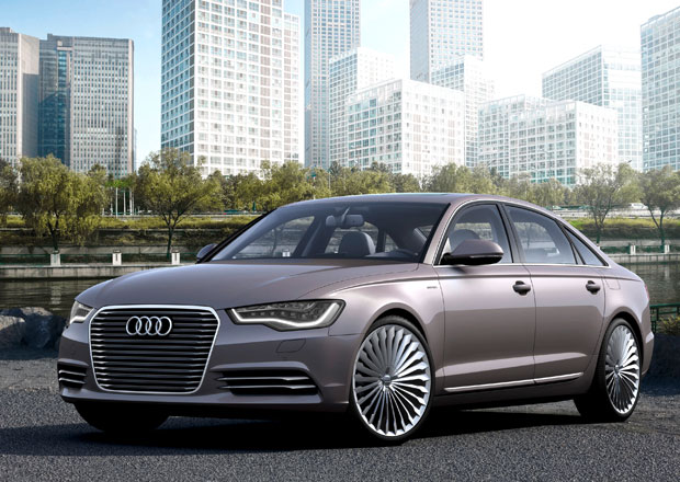 Audi představí A6 plug-in hybrid, dostane ji pouze čínský trh