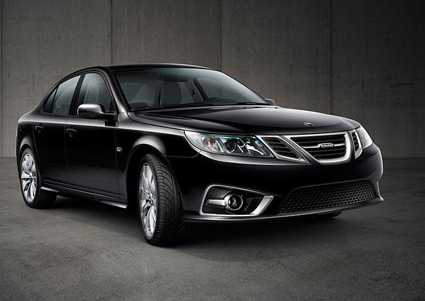 Elektrický Saab 9-3 už jezdí, budou jej testovat v Číně