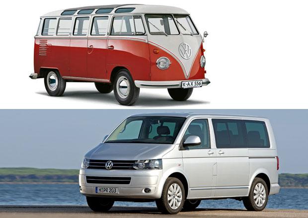 Volkswagen Bus (1950-dosud): Německý dobrodruh