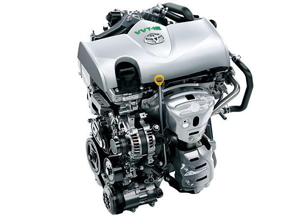 Toyota představuje nové malé a úsporné motory