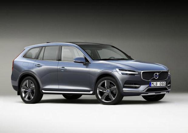 Nové Volvo XC90: Tohle je možná podoba švédského kolosu