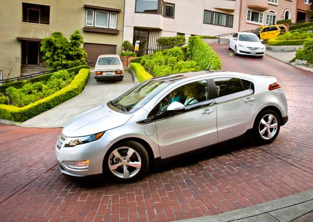 Chevrolet Volt vznikne v levn�j�� verzi s men��m j�zdn�m dosahem
