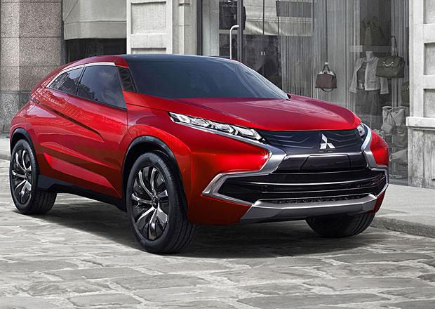 Mitsubishi Evolution: P��t� generace m�e b�t SUV