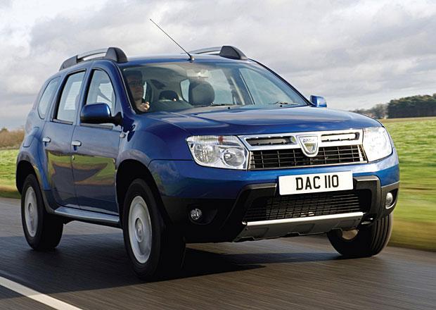Dacia Duster: Milion vozů za čtyři roky