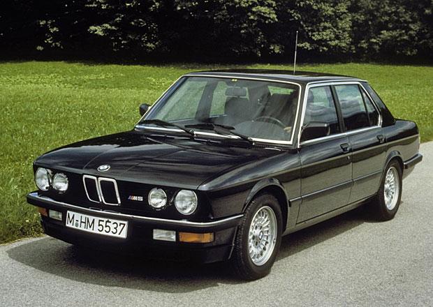 BMW M5 slaví třicátiny: Chystá se překvapení