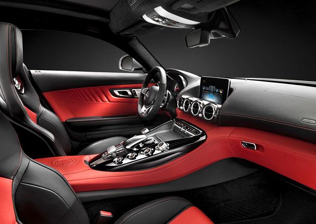 Mercedes-Benz AMG GT: Oficiální představení interiéru!
