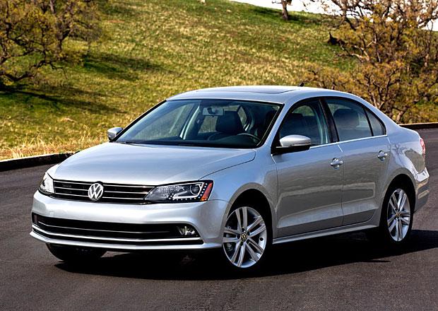 Volkswagen Jetta se dočkal modernizace, zatím jen pro zámoří