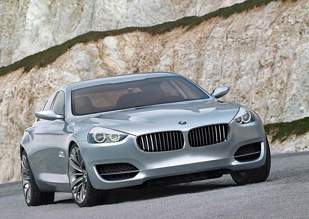 BMW ohl�silo koncept pro Peking: Vzor luxusu
