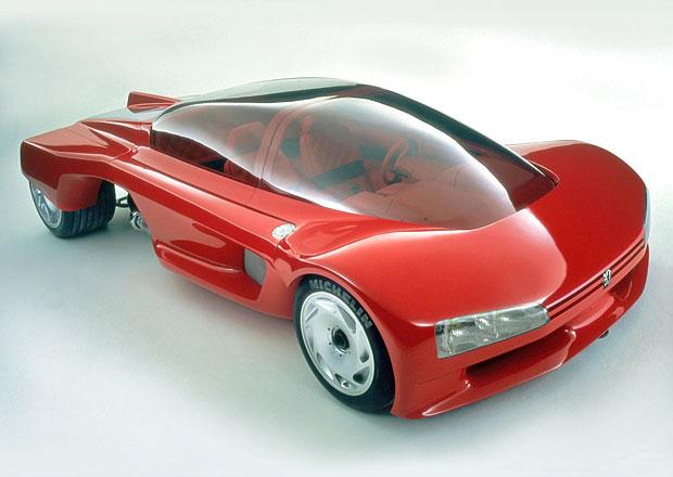 Koncepty Peugeot: Předvoje současnosti