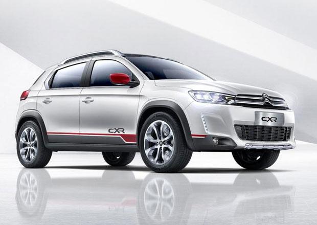 Citroën C-XR: Další crossover dvojitého šípu na obzoru