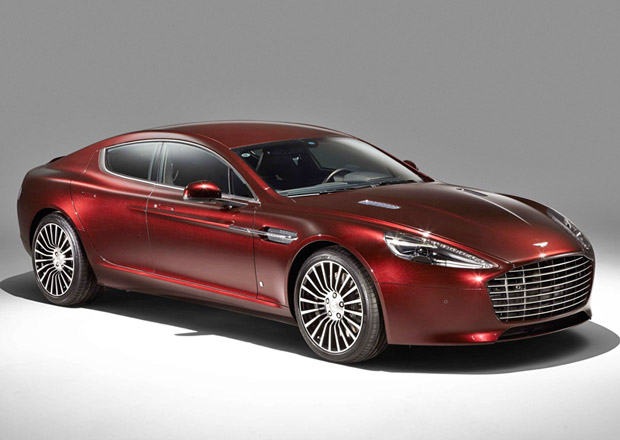 Aston Martin Vanquish a Rapide S s individualizací od Q