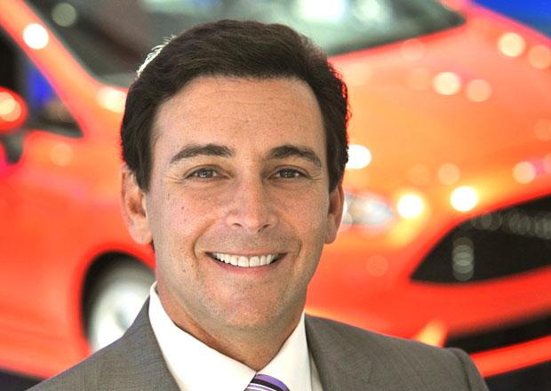 Novým šéfem Fordu bude Mark Fields, Mulally odejde v červnu