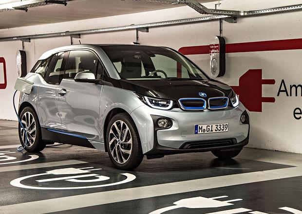BMW navyšuje výrobu elektrického i3 o 43 %