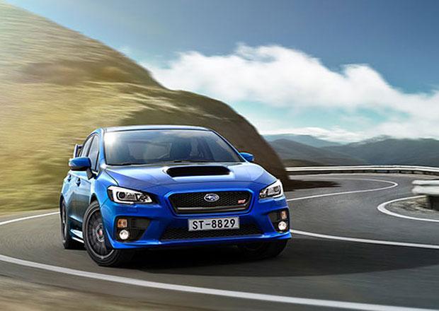 Subaru WRX s karoserií hatchback nejspíš definitivně nebude