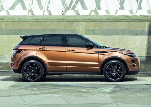 Jaguar Land Rover: Speciální edice pro XF, Discovery a Evoque