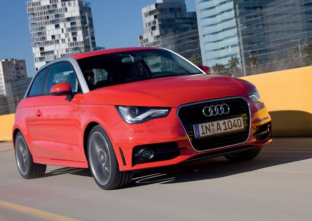 Audi A1 a A3 dostanou tříválce