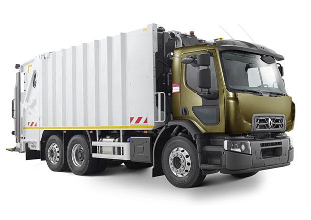 Renault Trucks nabízí vozidla na bionaftu