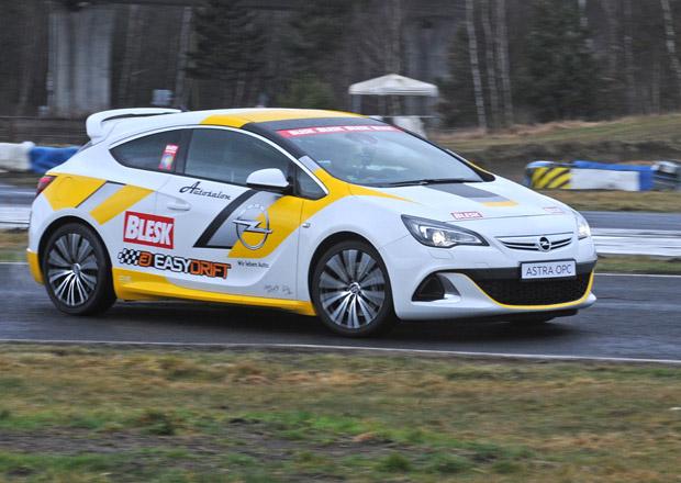 Soutěž v driftování, 27.kolo: Vítěz získá Opel Astra OPC