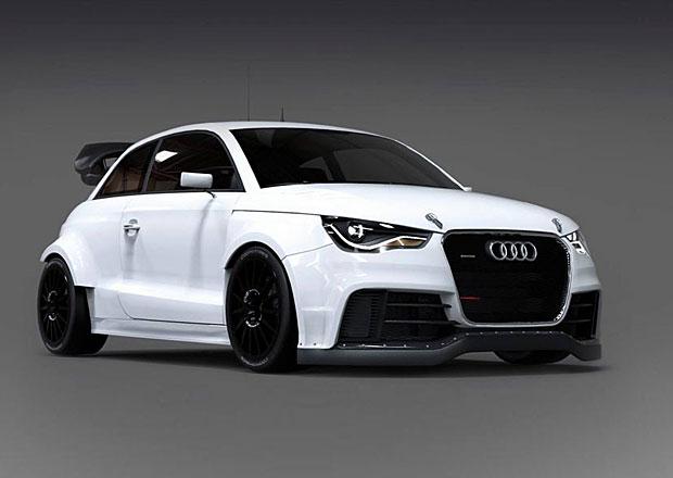Audi S1 EKS RX Concept: �ty�i kruhy se vracej� do rallyekrosu