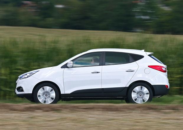 Hyundai ix35: Redukce nabídky, 2.0 GDI 4x4 za 579.890 Kč