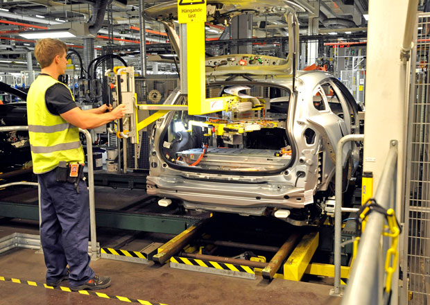 Volvo rozšiřuje továrnu v Torslandě kvůli nové XC90