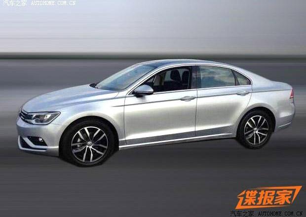 Volkswagen NMC vyfocen v Číně, takto vypadá produkční verze