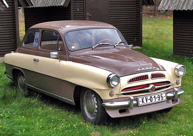 Škoda 440: Spartak slaví šedesáté narozeniny