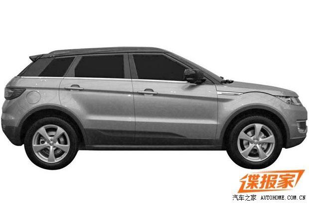 Landwind E32 je nestoudnou čínskou kopií Range Roveru Evoque