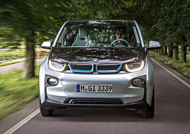 BMW ohlásilo příchod modelu i3 ve speciální edici Electronaut