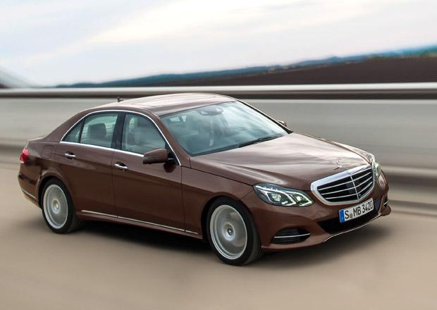 Mercedes-Benz: Nové modely E a S přinesly prudký nárůst zisku