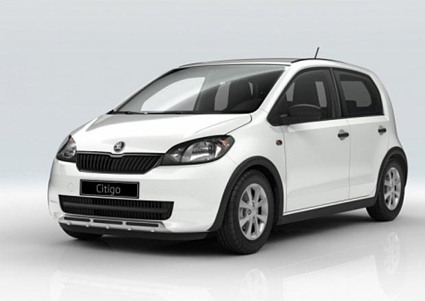 Škoda Citigo Active pro a Expedition: Speciální edice