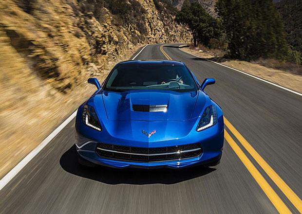 Amerika šlape na spojku: 40 % nových Corvette je s manuálem