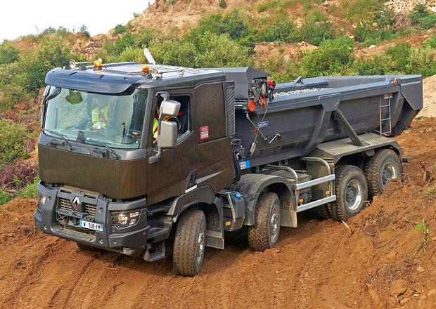 Pohony Renault Trucks C a K: Dvojí vstřikování