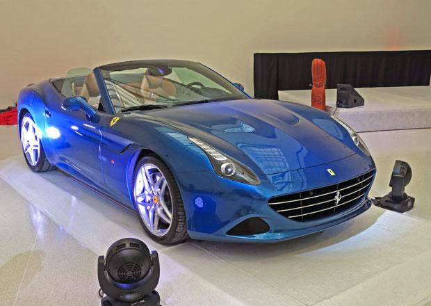 Ferrari California T: �esk� premi�ra v M�nesu