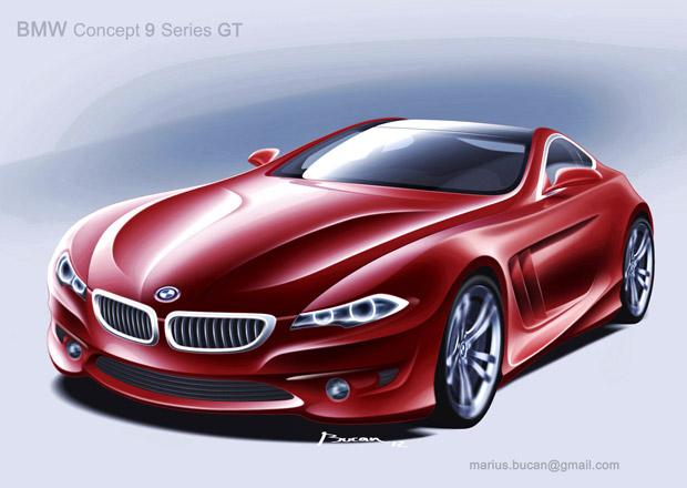 V roce 2016 má přijít hybridní čtyřdveřový sportovní sedan BMW i9