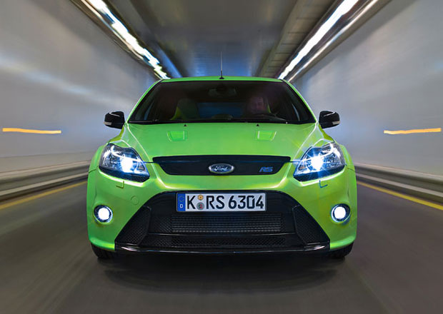 Ford Focus RS přijde až za dva roky