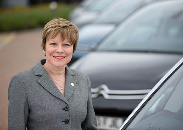 V čele Citroënu bude od června stát Linda Jacksonová