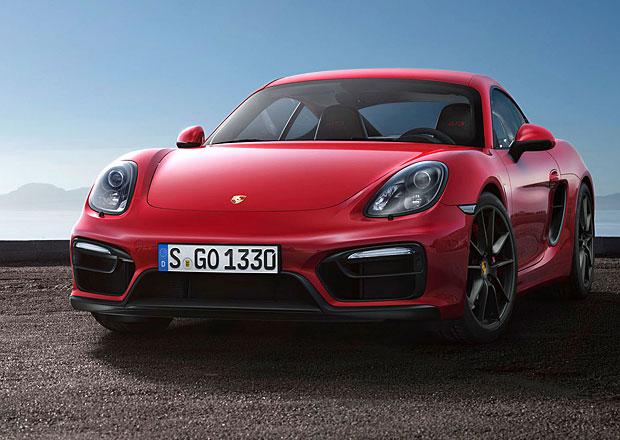 Porsche Cayman GT4 dostane twin-turbo boxer a 450 koní