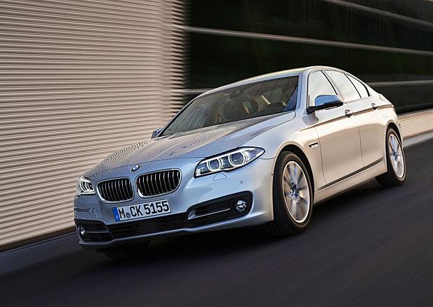 BMW 518d a 520d: Nový turbodiesel znamená více výkonu
