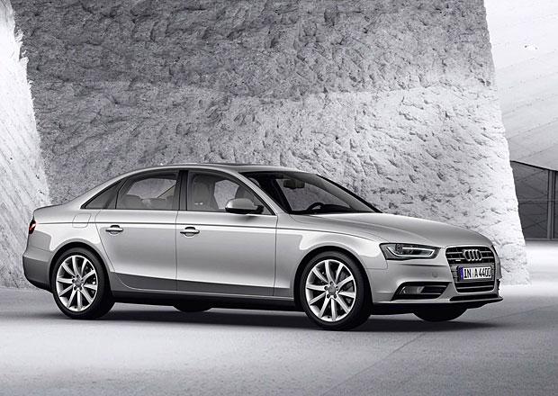 Audi A4: Pátá generace se představí příští rok