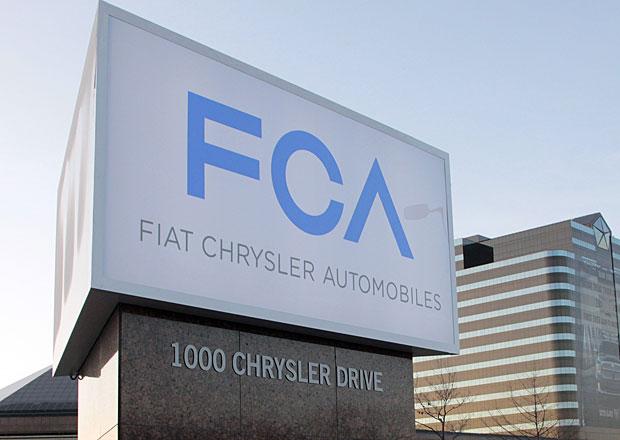 Fiat Chrysler Automobiles bude mít centrálu v Londýně