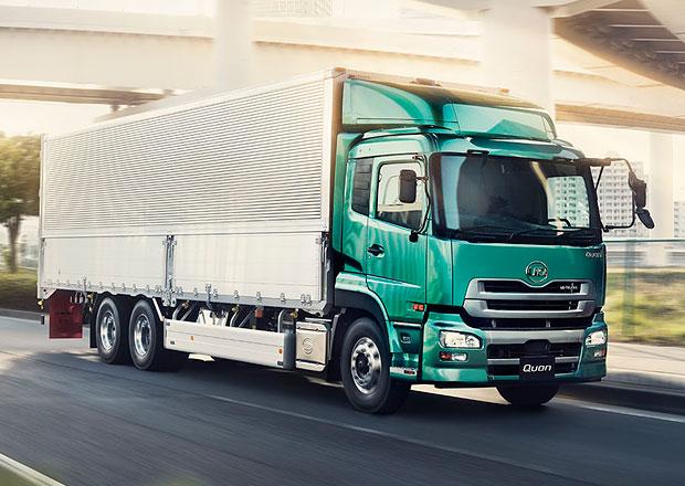 UD Trucks představuje novou generaci modelové řady Quon (+video)