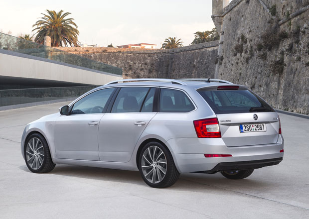 Škoda Octavia Laurin & Klement: Luxus s 1.8 TSI za 644.900 Kč