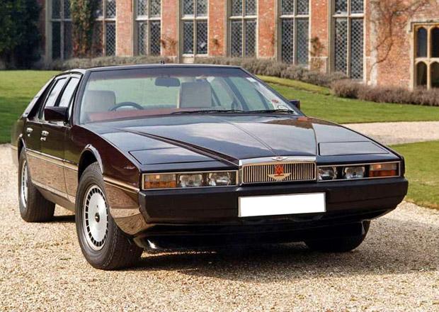 Aston Martin o�iv� Lagondu prost�ednictv�m sedanu