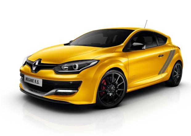 Renault bojuje dále: Přichází Mégane RS 275 Trophy