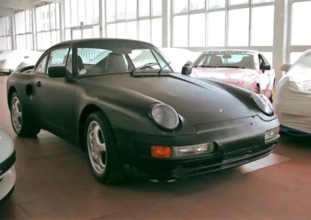 Porsche 911 mohlo dostat vidlicový osmiválec, funkční prototyp stále žije