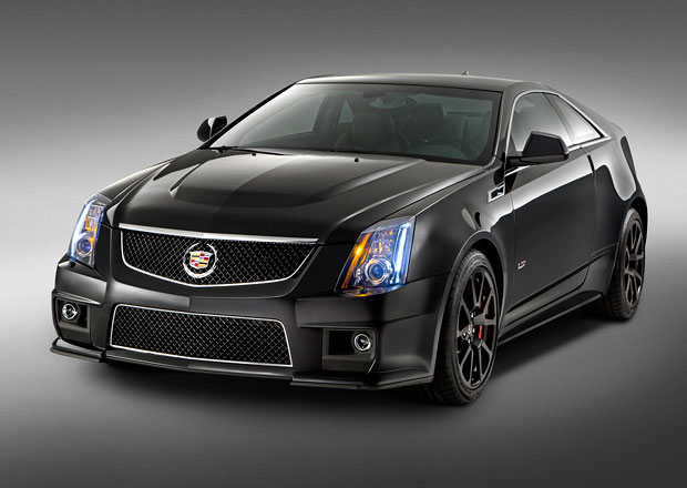 Cadillac CTS-V Coupe Special Edition ohla�uje p��chod n�stupce