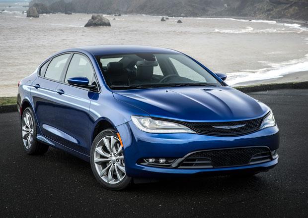 Chrysler 200 má za jediný den přes 10.000 objednávek